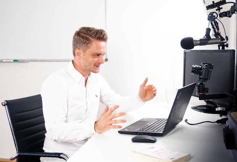 Live-Webinar IT-Unternehmen